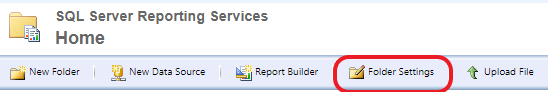 In the Home Folder, make sure to also set permissions per user in Folder Settings